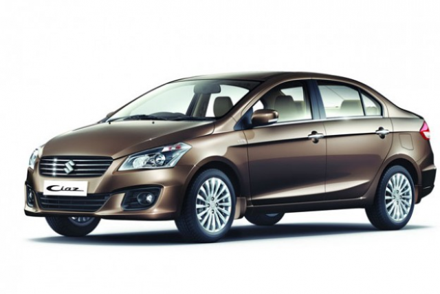 Maruti to open bookings for mid-size sedan Ciaz from Wednesday